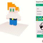 3D Modelle mit Voxelbuilder