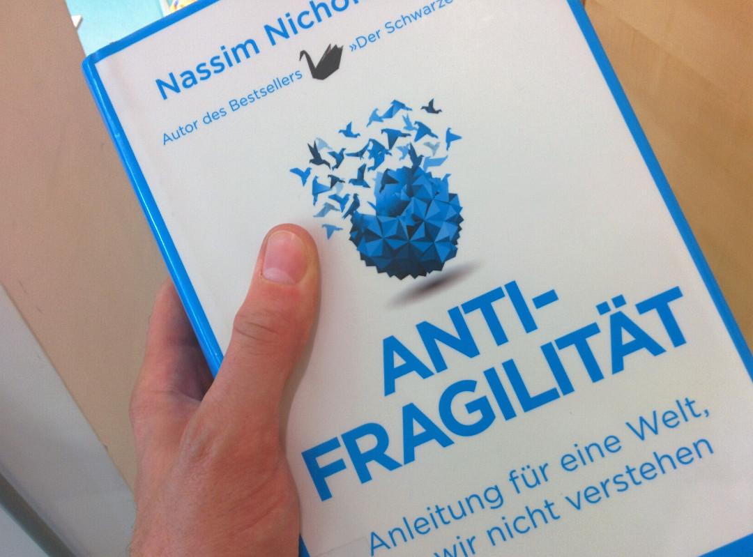 Anifragilität Buch
