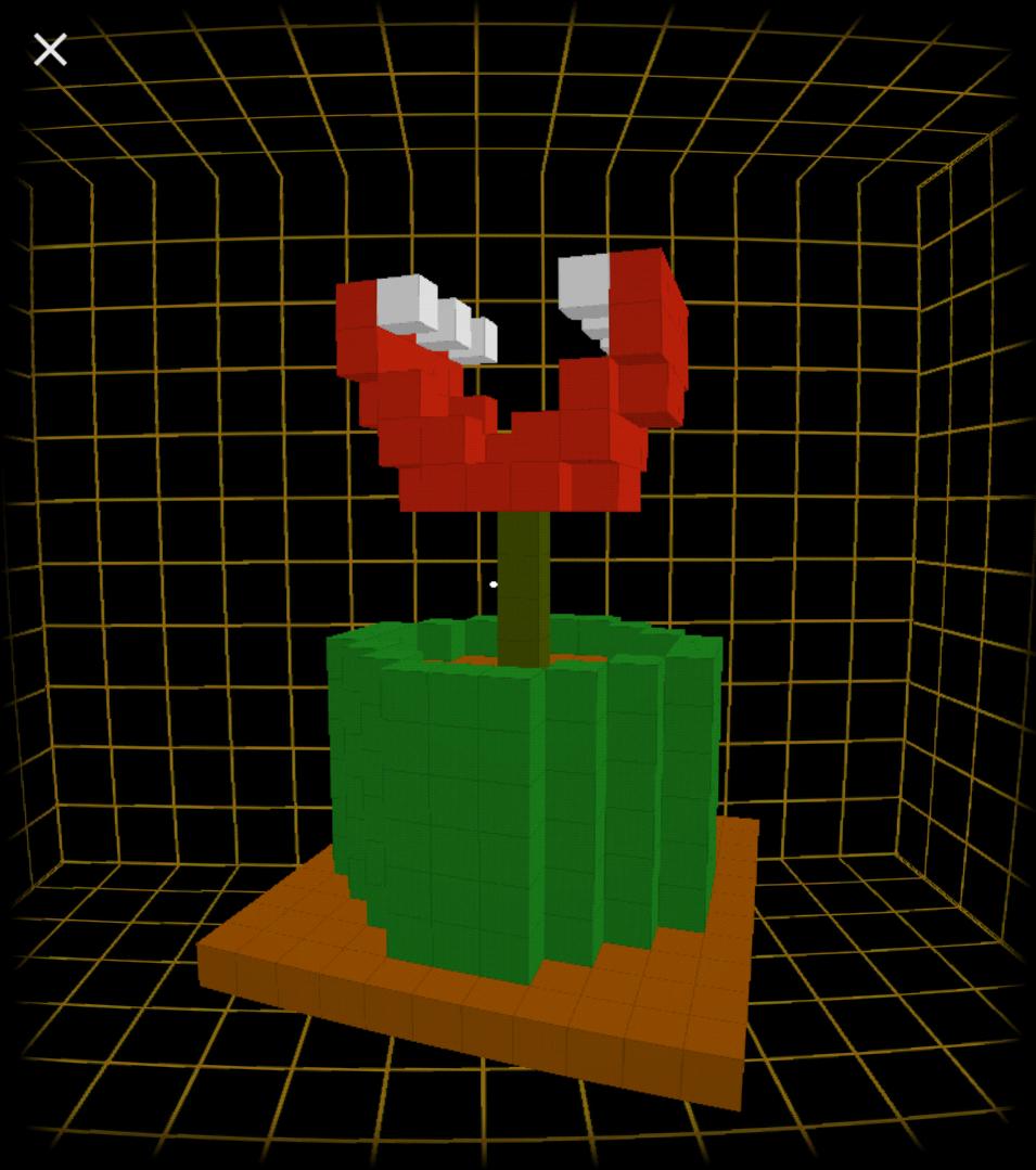 VR Foxel Editor