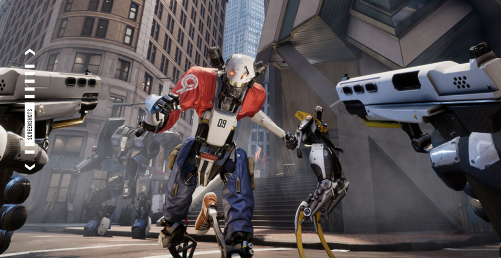 Robo Recall screenshot